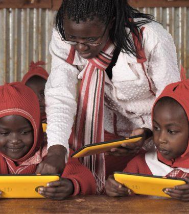 Una scuola formato tablet?