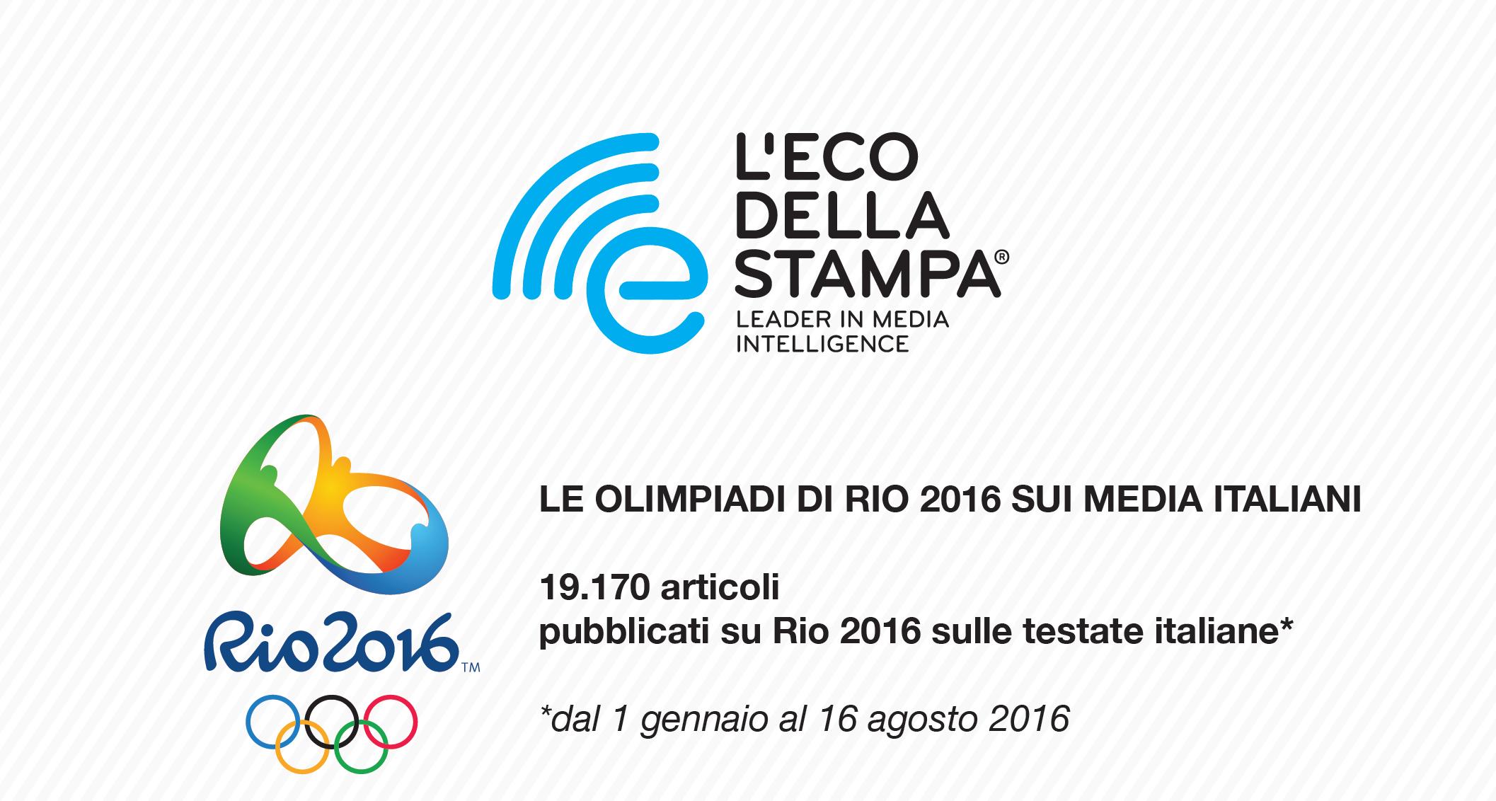 olimpiadi media italiani