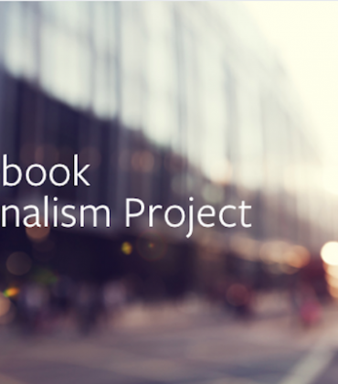 Facebook Journalism Project: il colosso social tende la mano all'editoria