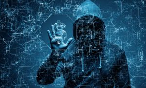 hacker, ransomware, malware, virus