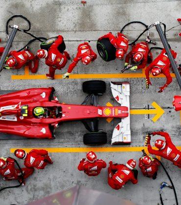 Il caso della Formula 1