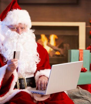 Natale di festa per i negozi di e-commerce