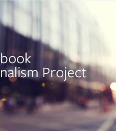 Facebook Journalism Project: il colosso social tende la mano all'editoria