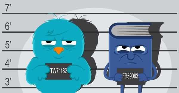 legge social media