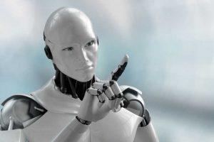 inteligenza artificiale, robot