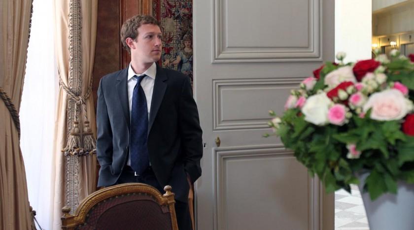 Zuckerberg macron