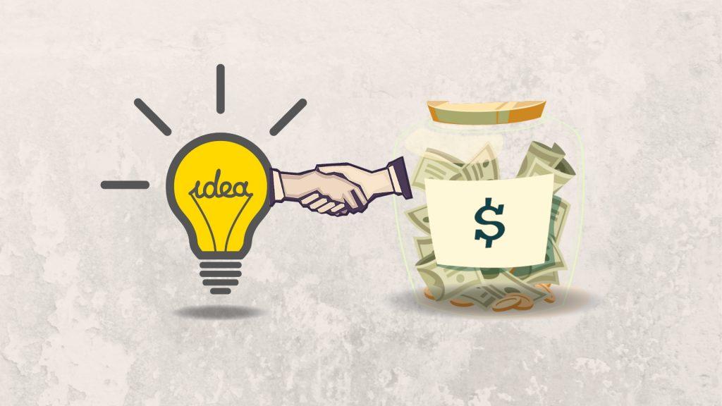 Equity crowdfunding, equity, finanziamento della folla