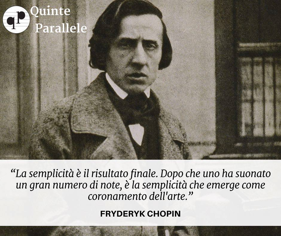 quinte parallele chopin