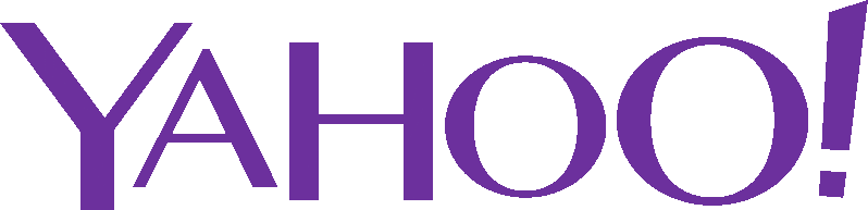 yahoo, logo, web