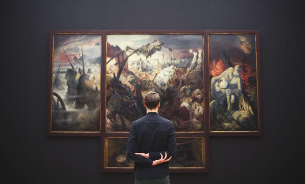 musei italiani social