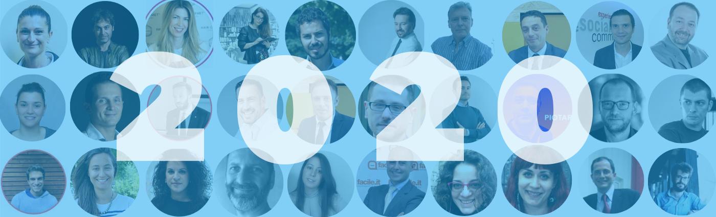 """31 comunicatori definiscono i nostri """"trend"""" per il 2020"""