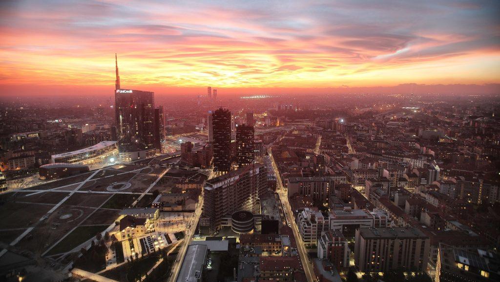 fotografia Andrea Cherchi Milano panoramica