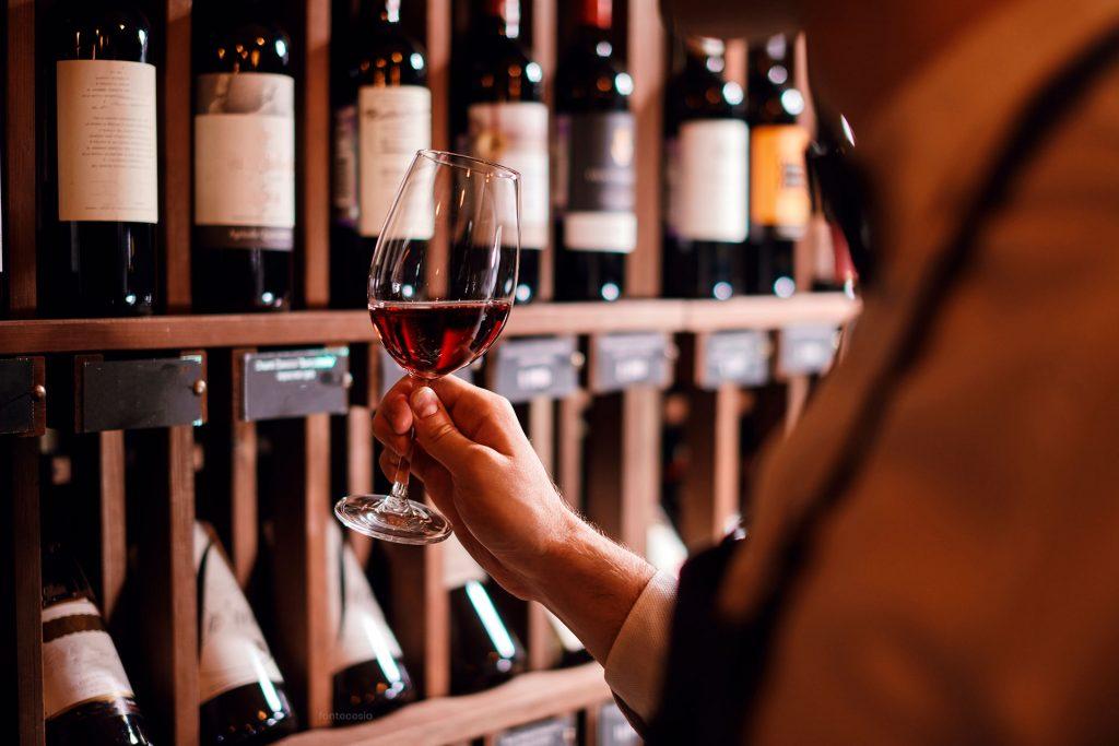 psicologia del vino