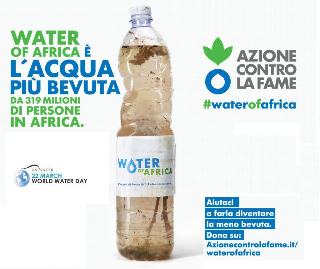 comunicare un brand; Azione contro la fame