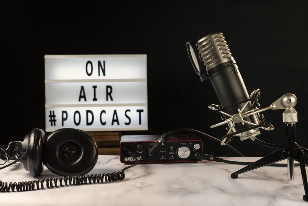 podcast; content marketing; informazione