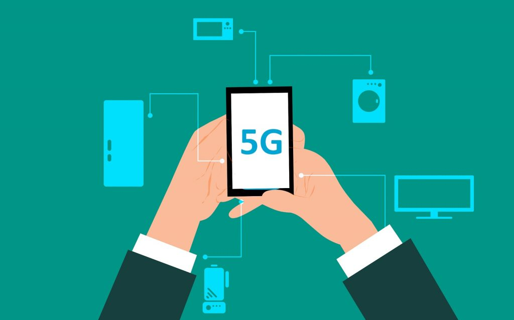 5G, Internet of Things e dati