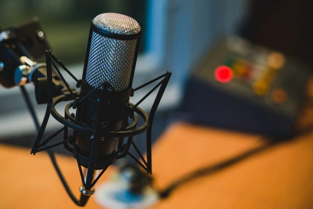 podcast; Greenroom