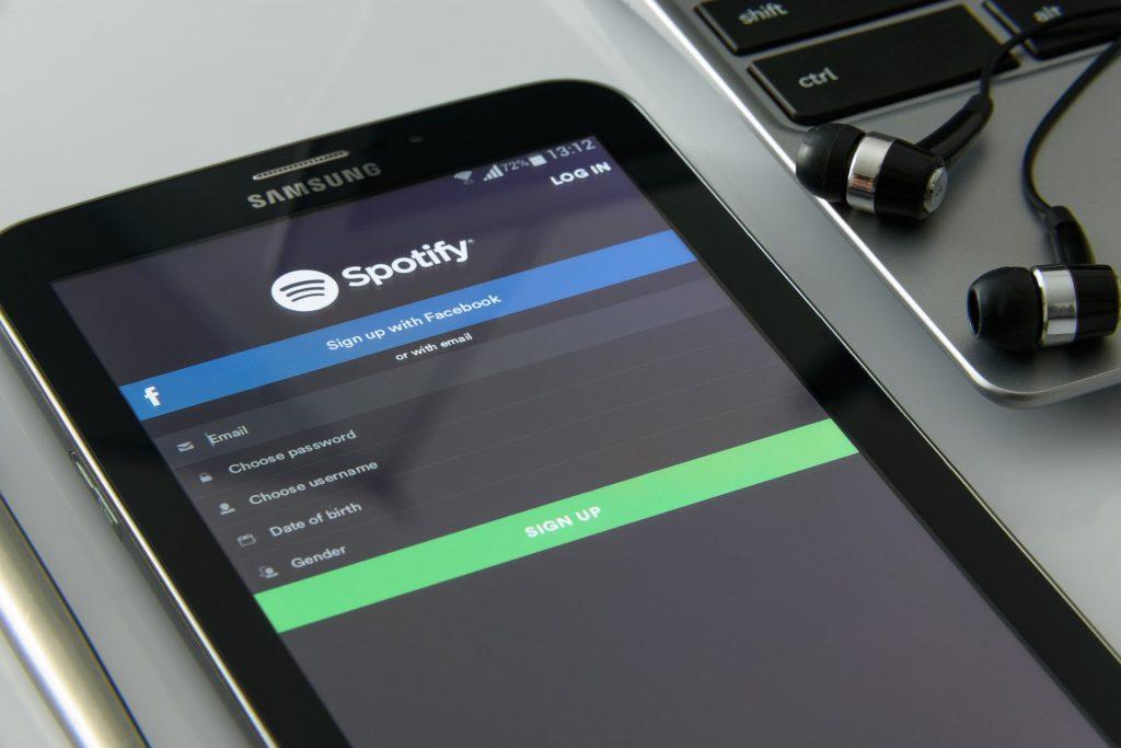 Spotify; Greenroom