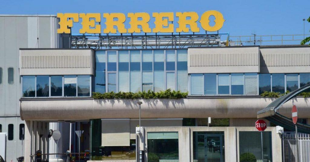 la reputation di Ferrero